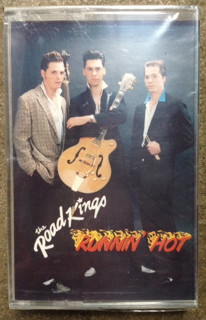 Road Kings Casette front